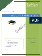 bahasan matdas fk 2015.pdf