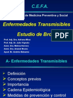 enfermedades transmisibles