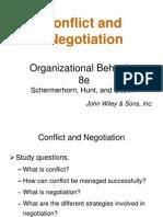 Lec 24 - Conflict Management & Negotiation