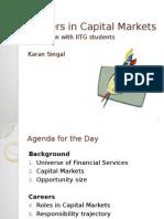 Capital Market Careers