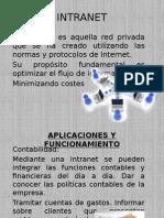 Intranet Extranet e Internet de Las Cosas
