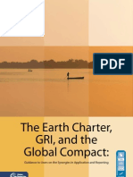 Earth Charter and the Global Impact