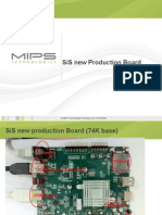 SiS New Production Board