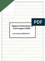 Rapport Leger //JFMortelette 200309