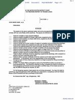 RICHES v. KARR et al - Document No. 2
