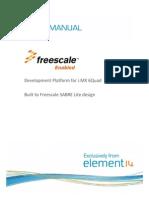 Freescale Sabre Lite User Manaul V1.3