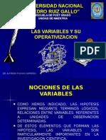 LAS VARIABLES Y SU OPERATIVIZACION 0.ppsx