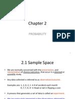 Chap 02 Probability(2)