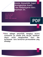 EDU Ppt - Menyelidik