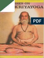 Discourses on k Riya Yoga