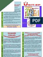 USIT-EP folleto de propaganda, marzo 2015