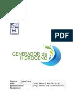 Proyecto Hidrogenerador