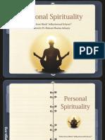 Why Spirituality
