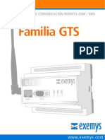 Manual de usuario modulo I/O con GSM GTS