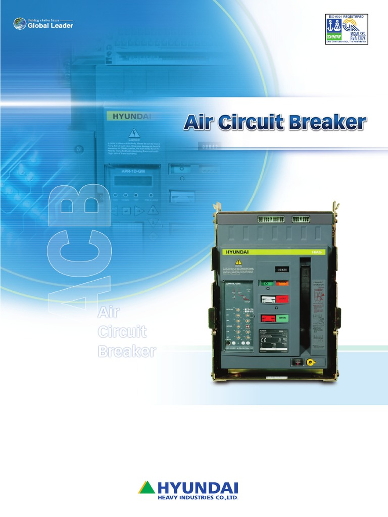 HiAN+HiAS Air Circuit Breaker_m | Switch | Mains Electricity