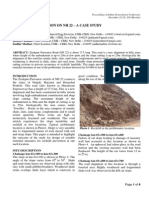Rockfall Mitigation NH-22 Case Study