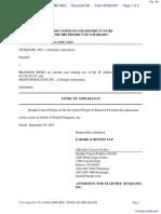 Netquote Inc. v. Byrd - Document No. 86