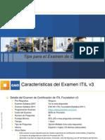GMD - Tips Para El Examen de Certificacion ITIL V00.02