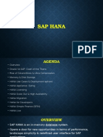 SAP HANA - What You Need to Know