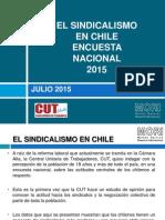Encuesta Sindical Cut Mori Julio 2015