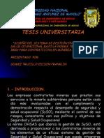 TESIS UNIVERSITARIA