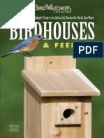 Comederos y nidos para aves
