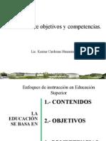 2-3 Relacion Entre Objetivos y Competencias