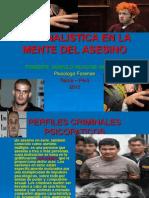 Criminalistica en La Mente Del Asesino