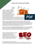Agencia posicionamiento web Y Comunicación Online