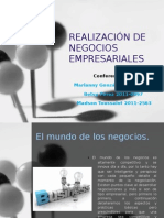 Realización de Negocios Empresariales