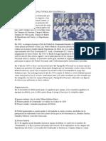 Historia Nacional Del Futbol en Guatemala