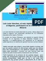 Nota de Prensa Luis Leon Sanchez (21!02!10)