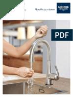 GROHE Kitchen Brochure