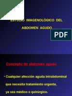Abdomen Agudo Imagenologia Digestivo 3