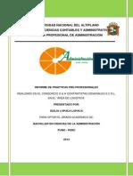 Informe de Practicas G y H