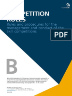 WSI Competition Rules