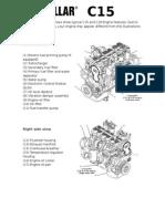 Partes de Motor CAT C-15 / C-18