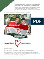 Romanii Iubesc Ungurii