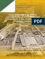 Reunión Científica MARQ Alicante