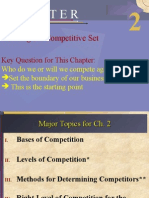 Product Competitive Set