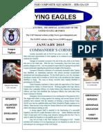 Bartow Etowah Squadron - Jan 2015
