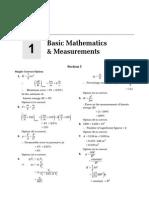 DC Pandey Mechanics Part 1 Solutions PDF