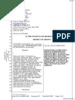 Xcentric Ventures, LLC et al v. Stanley et al - Document No. 72