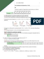 MCCSS Pendientes 1 Tema 12 Distribuciones Bidimensionales (1)