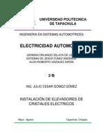 Elevalunas Electrico