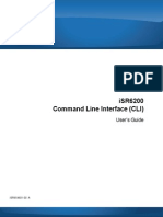 ISR6200 CLI Users Guide