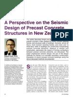 Precast Building Structures in Newzealand