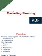 Marketig Planning