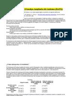 Cuestionario Del Fenotipo Ampliado Del Autismo
