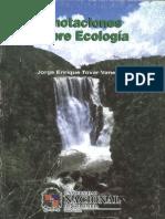 Anotaciones Sobre Ecologia AB
